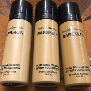 3 Bareminerals Foundation